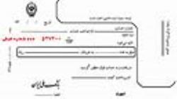 لیست شماره حساب ها جهت تشکیل کاردکس پایه سوم