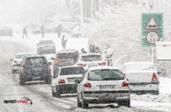 توصیه هایی برای رانندگی در روزهای برفی