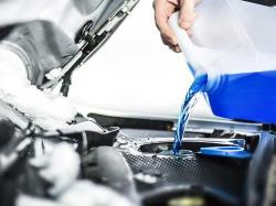 میزان ضد یخ لازم برای هر خودرو چقدر است؟